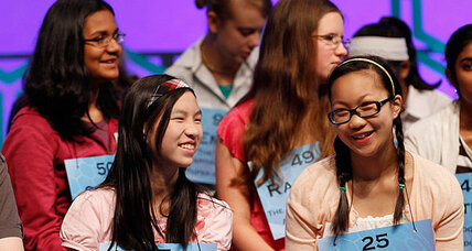 What's that word? National Spelling Bee ready for finals
