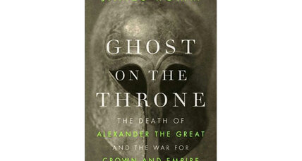 Reader recommendation: Ghost on the Throne