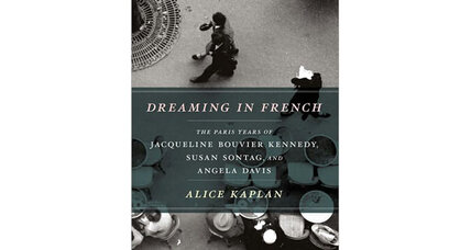 Jackie Kennedy, Susan Sontag, and Angela Davis: their Paris years