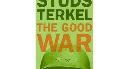 Reader recommendation: The Good War