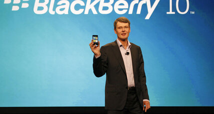 RIM debuts BlackBerry 10, but no new phones