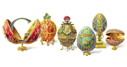 How Peter Carl Fabergé is the Steve Jobs of bejeweled eggs
