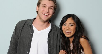 American Idol finale: Phil Phillips soars while Jessica Sanchez stumbles (+video)