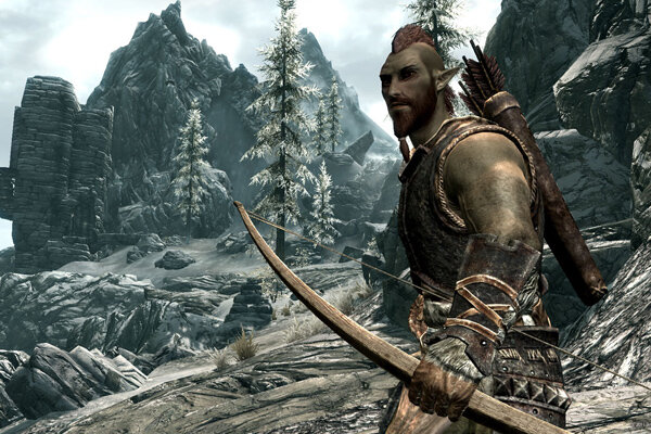 Elder Scrolls Online turns Skyrim world into an MMO report
