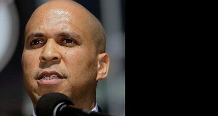 Cory Booker 'very uncomfortable' with Obama's attack on Romney