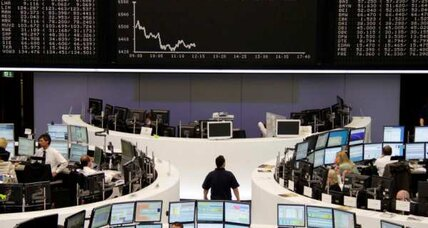 Stocks fall in Europe, Asia amid Greek turmoil