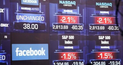 Facebook IPO: Can it survive a downbeat market?