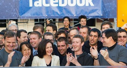 As Facebook millionaires party, what future for new shareholders?