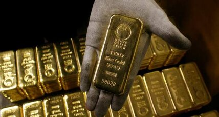 Gold prices to climb if Greece gets fixed