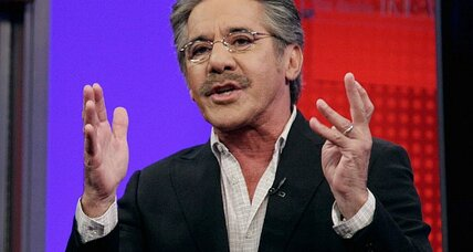 Geraldo Rivera (again) says Trayvon Martin's 'thug wear' got him profiled