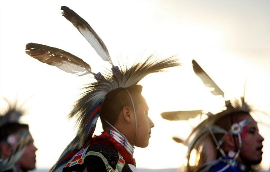 What S An American Indian Warren Case Stirs Query