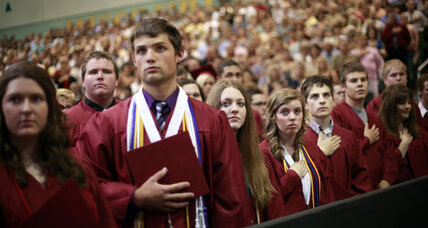 Joplin seniors graduate after year of tragedy and triumph