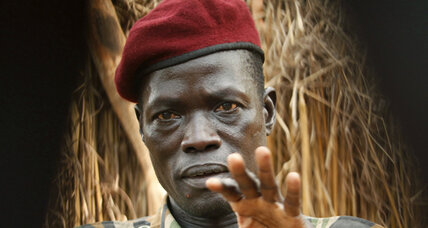 Kony hunt: Ugandan army captures senior LRA commander