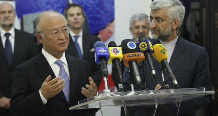 Iran talks in Baghdad: Western naiveté