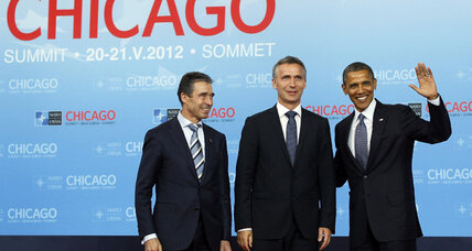 Postcard from NATO summit: What are all these people doing in Chicago?