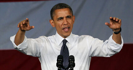"Obama calls Romney ""backwards"" on gay rights"