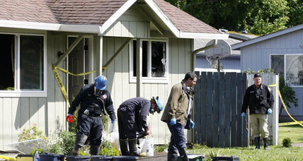 Five dead in Oregon, murder-suicide suspected