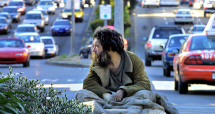 Journalist Kevin Fagan looked for solutions to homelessness