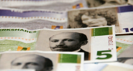 Greek town creates its own alternative currency