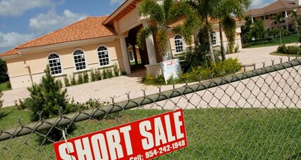 Foreclosures down, short sales up. Are banks getting smart?