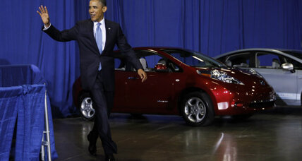 Obama's meddling puts the brakes on the green car industry