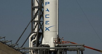 SpaceX mission to space station scrubbed for now