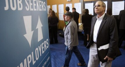 Unemployment rate hits three-year low. Hooray? No, boo!
