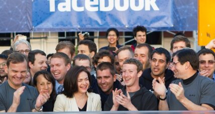Facebook IPO? Flat. Facebook future? Bright.
