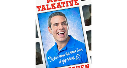 Andy Cohen: 7 stories from his new book