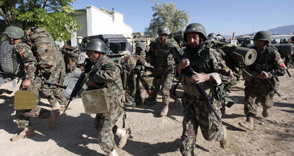 In Afghanistan, NATO exit plan raises concerns about stability (+video)