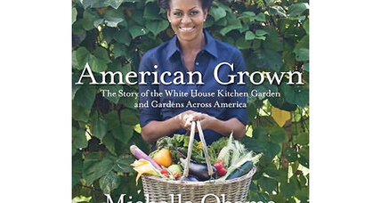 Michelle Obama: 8 food and garden tips, stories from the First Lady