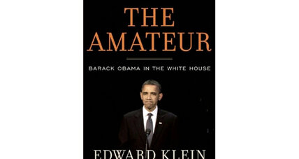 'The Amateur,' a new book slamming Obama, is already amassing critics