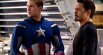 Women and 3D help 'The Avengers' set box office record (+video)