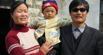 Blind Chinese activist: The path from acupunture to legal eagle