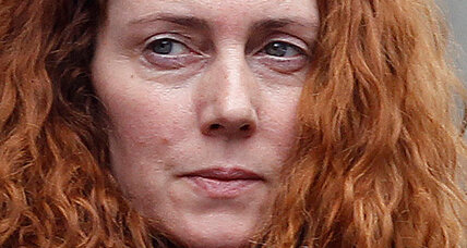 Rebekah Brooks charged in News Corp phone-hacking scandal