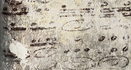 Oldest Mayan calendar found, and it goes way beyond Dec. 12, 2012 (+video)