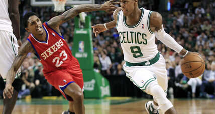 Celtics hope to keep up winning ways over 76ers in NBA playoffs Monday night