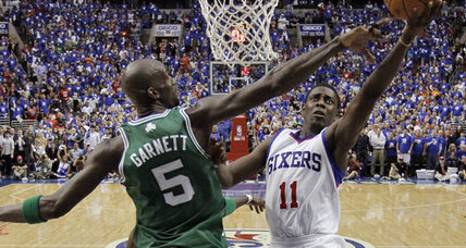 NBA playoffs: 76ers beat Celtics, force Game 7