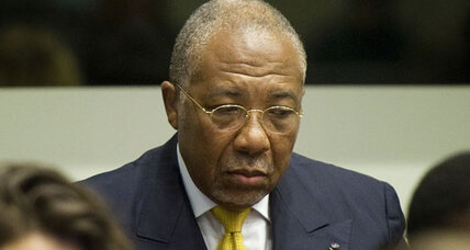 Former Liberian leader Charles Taylor sentenced to 50 years in prison