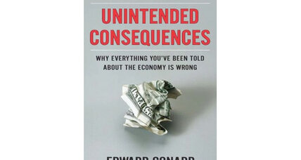 'Unintended Consequences' by Edward Conrad: already 'the most hated book of the year'?