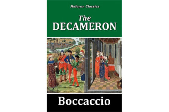 """an analysis of the decameron a collection of stories by boccaccio The first set of tales to be analyzed are boccaccio's """"the story of patient griselda,  from day ten, tale ten in """"the decameron"""", and from """"the."""