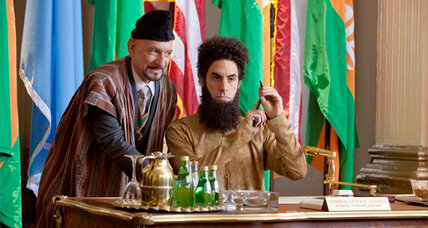 Sacha Baron Cohen's 'The Dictator': movie review (+trailer)