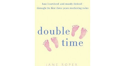 'Double Time': 6 stories about bringing up twins