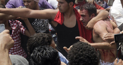 11 dead in Cairo protest clashes