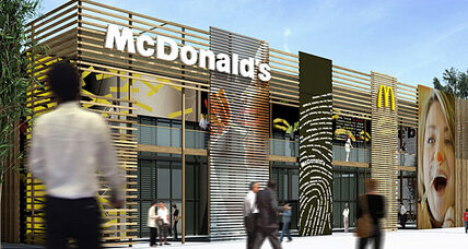 World's largest McDonald's: A big ad for obesity, say British doctors