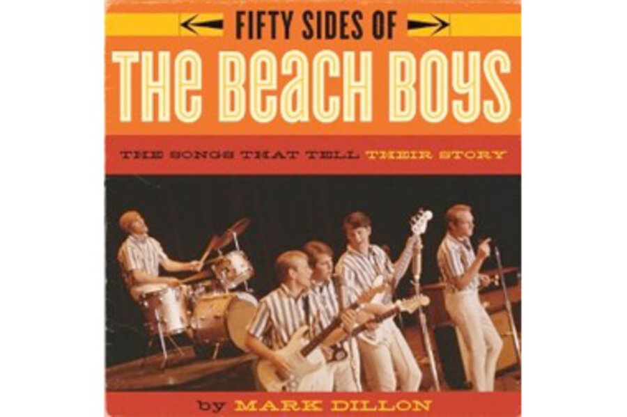 Fifty Sides of the Beach Boys: The Songs that Tell Their