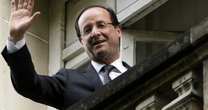 François Hollande – no more 'Mr. Pudding'?