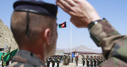 What the French elections could mean for Afghan security