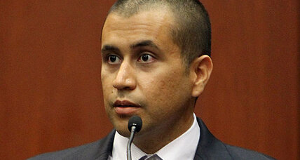 George Zimmerman had two black eyes, broken nose, medical report says