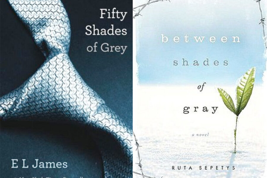 the issues of judging a person in between shades of gray a book by ruta sepetys